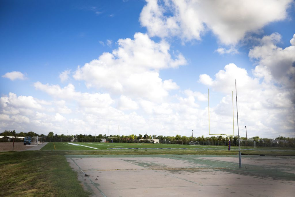 Athletic Practice Field